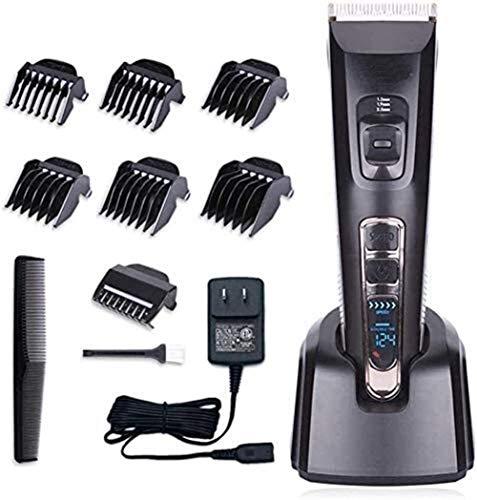 Shears Hair Cutting Tool Professional Hair Clippers cordless Haircut Hair Trimmer Adult Hair Cutting Machine Styling Men Professional Hair Clipper Electric Clipper Waterproof Hair Clipper Rechargeable