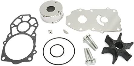 Full Power Plus Outboard Water Pump Impeller Kit Replacement for Yamaha 6CB-W0078-00 6CB-W0078-00-00 220/225/250HP