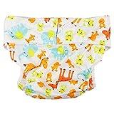 Windeln für Erwachsene, Höschen plus dehnbare absorbierende Inkontinenzhöschen Waschbare Inkontinenzunterwäsche für Frauen(#2)