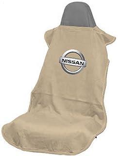 Seat Armour SA100NISST Tan 'Nissan' Seat Protector Towel