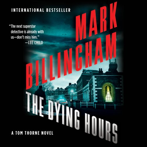 The Dying Hours audiobook cover art
