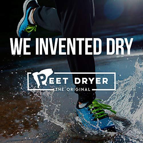 PEET Dryer - Original 2-Shoe Electric Dryer, Black
