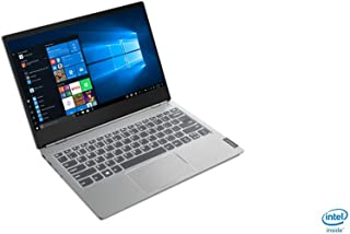 Lenovo ThinkBook 13 Commercial Laptop, Intel Core i7-10510U, 13.3 Inch FHD, 512GB SSD, 8GB RAM, Integrated Intel UHD Graphics, Win10 Pro, Eng-Ara KB, Grey - [20RR00A2AX]