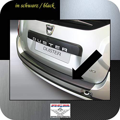 Richard Grant Mouldings Ltd. Protection de seuil de chargement RGM - Noir - Pour Dacia Duster SUV Break 5 portes - Années de construction 04.2010-01.2018 RBP544