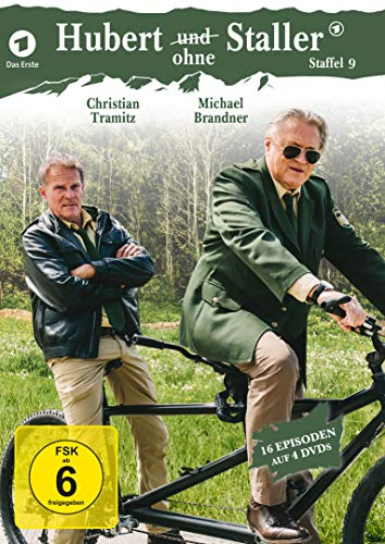 Hubert ohne Staller - Staffel 9 [4 DVDs]