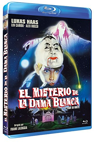 El misterio de la Dama Blanca [Blu-ray]