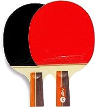 Paleta De Ping Pong Juego De 2 Raquetas De Tenis De Mesa, Conveniente para Jugadores De Alto Nivel Intermedios