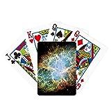 Universe Space Mystery Nebulosa Poker Juego de cartas mágicas