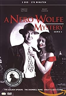 A Nero Wolfe Mystery - Series 1 A Nero Wolfe Mystery - Series One  The Golden Spiders / The Doorbell Rang The Door bell Rang  NON-USA FORMAT, PAL, Reg.2 Netherlands