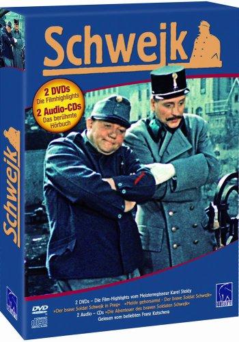 Schwejk (+2 CDs) [2DVDs]