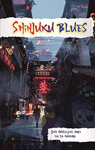 Shinjuku Blues de José de la Cuadra