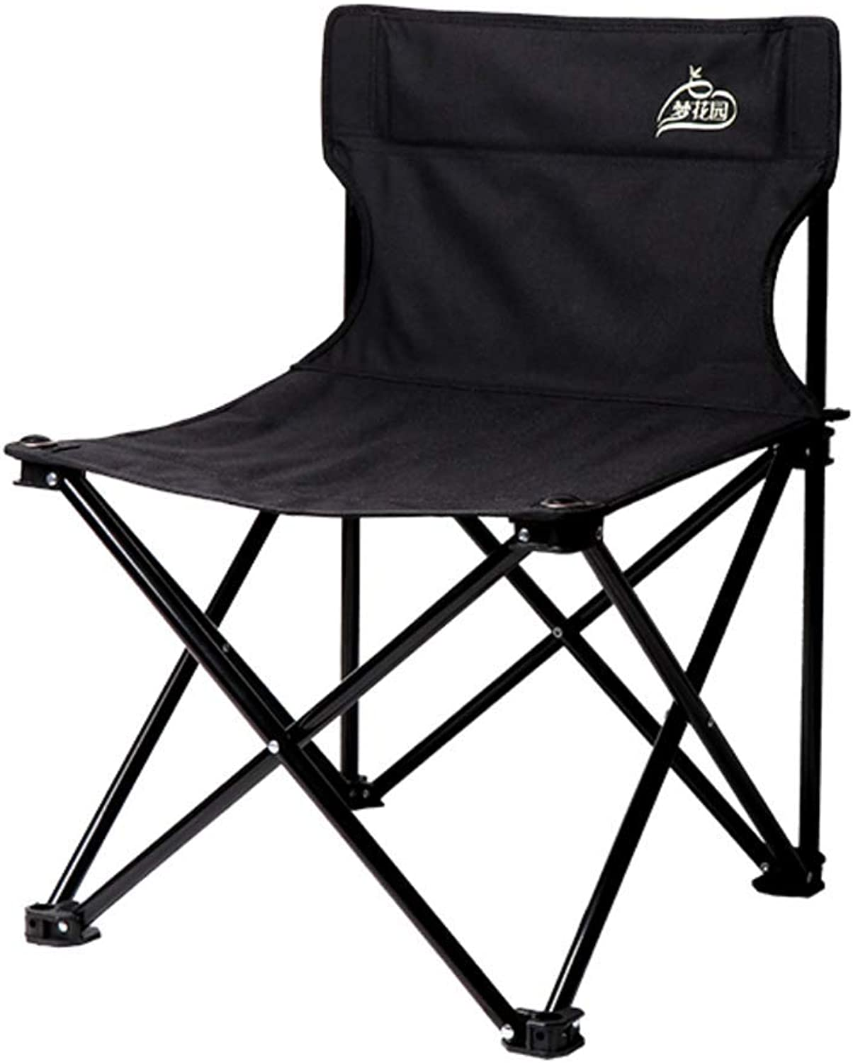 Folding Chair Ultralight Portable in Carrying Bag, Supports up to 200Kg 45  45  75Cm Easy for Walking, Fishing, Beach, BBQ, Picnic, Outdoor.