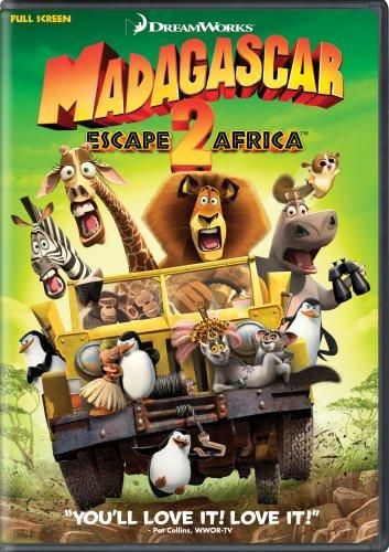 Madagascar: Escape 2 Africa (Full Screen Edition)