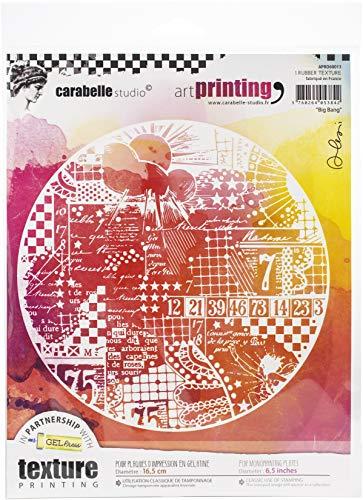 Carabelle Studios Art Printing big Bang, Multicolore, Taille unique