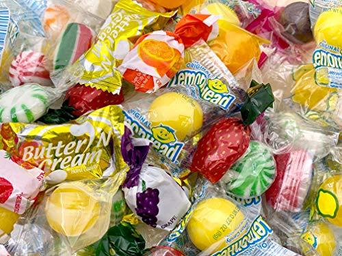 Hostess Hard Candy Assortment Butter 'n' Cream Candy, Lemonhead Original Candy, Starlight, and More...
