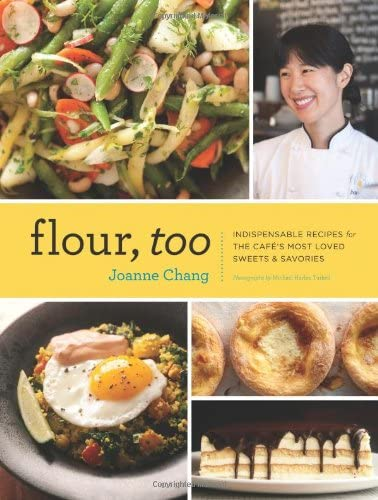Flour Too Indispensable Recipes for the Cafe s Most Loved Sweets Savories Baking Cookbook Dessert product image
