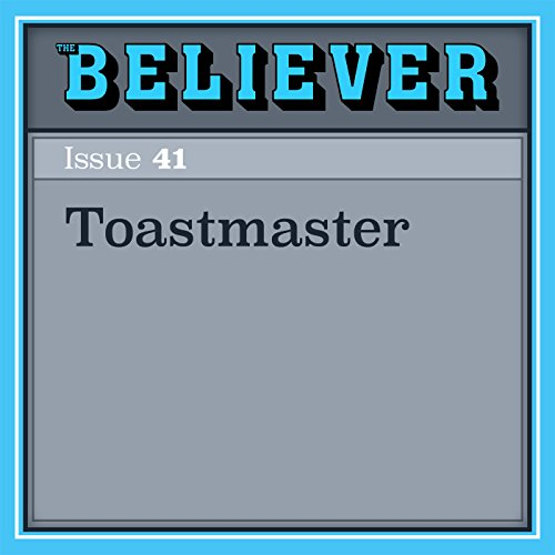 Toastmaster audiobook cover art