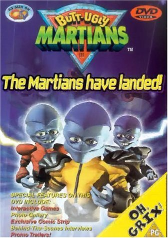 The Martians Have Landed