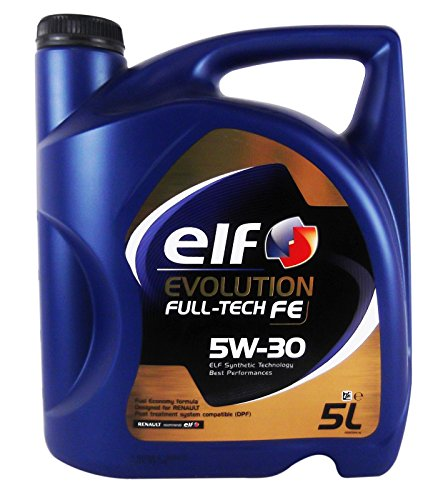 Elf evolution motorolie Full-Tech FE 5W-30