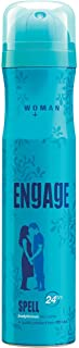 Engage Spell Deodorant For Women, 150ml / 100g