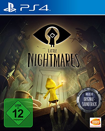 Little Nightmares - Standard Edition - [Playstation 4]