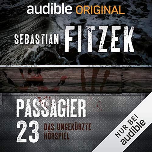 Passagier 23 audiobook cover art