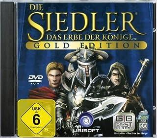 Die Siedler - Das Erbe der Könige Gold [Software Pyramide]