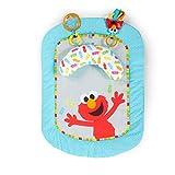 Bright Starts Sesame Street I Spot Elmo! Prop Mat, Ages 0-12 Months