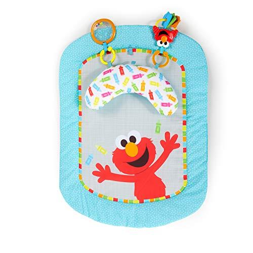 Bright Starts I Spot Elmo! - Alfombrilla para accesorios