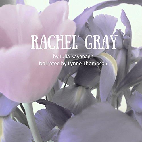 Rachel Gray copertina