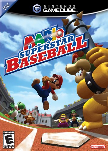 Mario Superstar Baseball - Gamecube by Nintendo