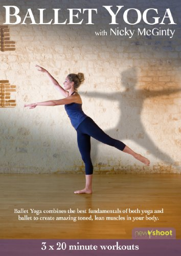 Ballet Yoga with Nicky McGinty