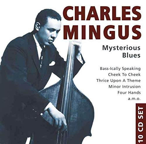 Charles Mingus - Mysterious Blues - Wallet Box