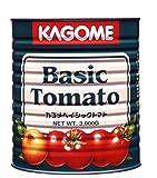 カゴメ ベイシックトマト 1号缶 3Kg