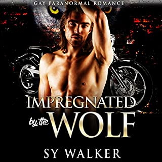Impregnated by the Wolf audiobook cover art