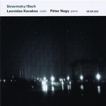 Stravinsky / Bach