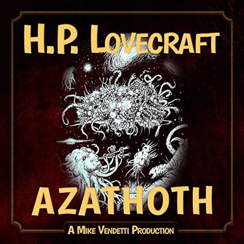 Couverture de Azathoth