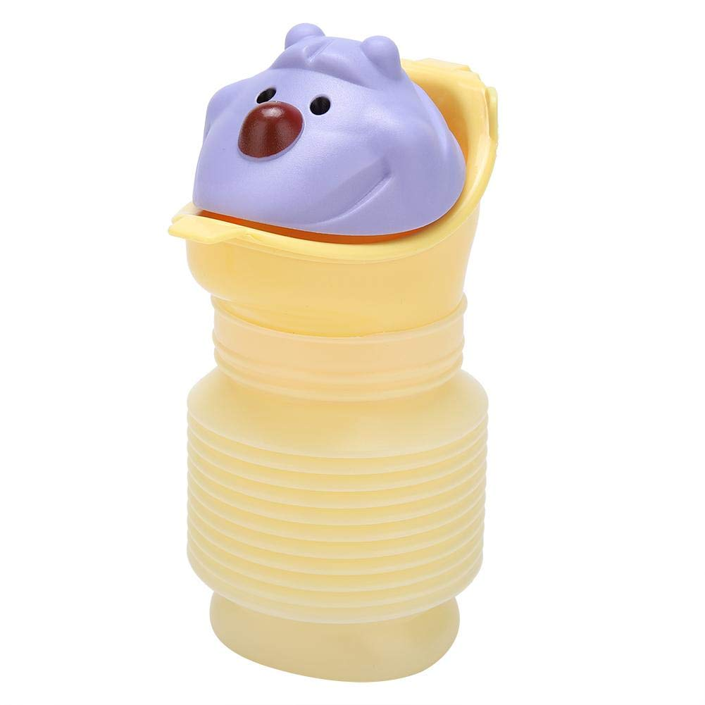 Baby Travel Urinal, Baby Travel Pee Potty, Kids Portable Urinal, Materials for Outdoor Car Travel Park