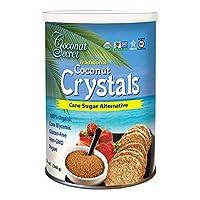 Raw Coconut Crystals, 12 oz (375 g)