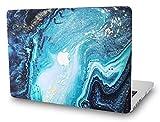 L2W Coque pour Apple MacBook Air 13,3 Pouces (Old) Modèle A1466/A1369 Ordinateur Portable Accessoires étuis Impression Plastique Vue Désign Protections Rigide Housse,Lit de rivière
