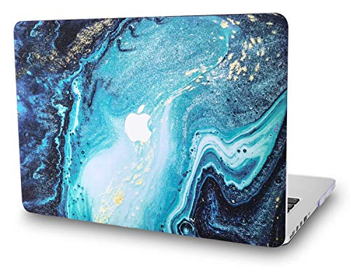 L2W Custodia per Apple MacBook PRO 15,4 Pollici (2015) Modello A1398 PC Portatili Accessori Custodie Stampa Plastica Rigide Protezioni Pittura ad Olio Design Cover,Alveo