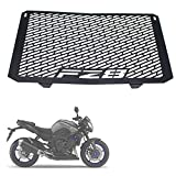 R&P For Yamaha FZ 8 FZ8 Fazer 2006-2016 Motorcycle Stainless steel Radiator Grille Guard Protector Cover Black