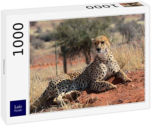 Lais Puzzle Cheetah 1000 Pezzi