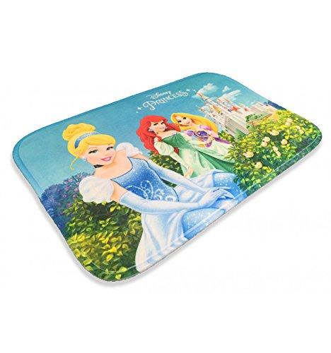 tex family Tappeto Disney Princess Principesse Multiuso CM.40X60