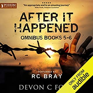 Page de couverture de After It Happened