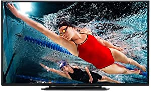 Sharp LC-60C7500U 60-Inch Class Aquos 1080p 240Hz Smart LED HDTV with Quattron image