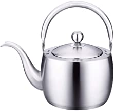 ZSQHD Choose a Gorgeous teapot Kettle -My Fastest Boiling, Stainless Steel teapot Kettle, Kitchen Living Room Office Hotel...