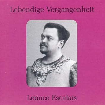 Lebendige Vergangenheit - Léonce Escalais
