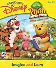 The Book of Pooh [CD-ROM] Windows NT / Mac / Linux / Unix / Windows 98 / Windows 2000 / Windows Me / Windows 95
