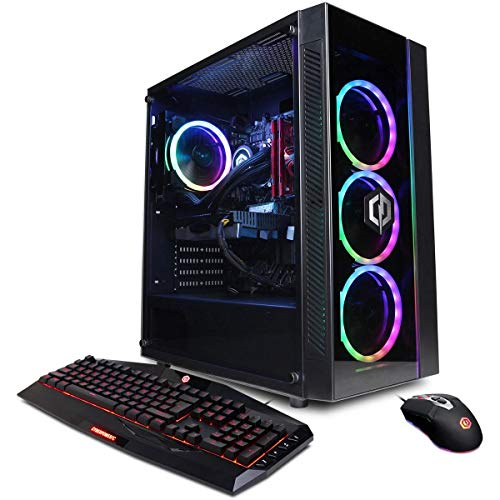 Compare CyberpowerPC GLC2520V2 vs other gaming PCs